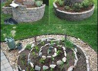 Deco jardin plantes