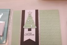 Stampin' Christmas Card Ideas