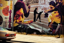#StreetArt activism / Murals, outdoor art about citizen rights, know your rights, activism, revolution art...  If you would like to pin to this board, leave a comment and we will send an invite.