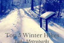Winter 2014-15 / We'll keep pinning pictures of our parks this winter (and ones we like from our social media network, providing proper photo ID of course).