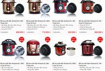 Giá bán Nồi áp suất cơ, Nồi áp suất điện tử giá rẻ tại Tp HCM / Các thương hiệu nồi áp suất điện phổ biến lâu năm và có uy tín tại thị trường Việt Nam được người tiêu dùng biết đến như Sanaky, Philips, Sunhouse, Supor, TCL, Midea, Sharp, Khaluck Home, Panasonic, Argo, Comet, Gali, Happy Cook, Koreaking, Osaka, Saiko, Sanyo, Honey's, Bluestone… đều có cả nồi áp suất điện loại cơ và điện tử,