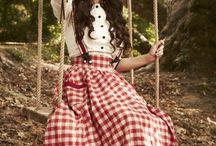 çalıkuşu elbise