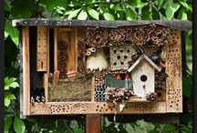 Bee/insect hotels