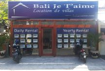 Bali Je T'aime new office