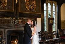 Samlesbury Hall Wedding Venue / Samlesbury Hall Wedding Venue