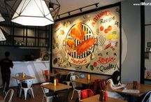 Restaurant Mural (Wall Painting)
