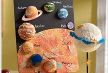 Kid craft time- nieces and nephews and godchildren / by Elisha Osmer