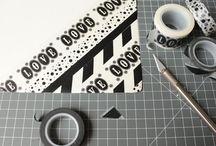 Návody - tutorials / Knihařské tipy, návody a projekty na kreativní výrobky z papíru