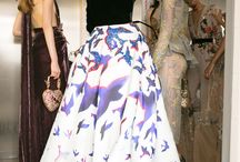 Backstage Haute Couture