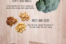 Foods for healthy teeth / Foods for healthy teeth