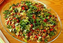 maş fasuıyesi salata