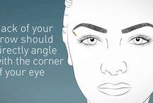 Sourcils/Eyebrows