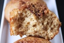 Muffins: Amish Friendship Bread / Some of our favorite muffin recipes using the Amish Friendship Bread Starter / by Friendship Bread Kitchen