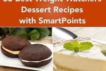 Healthy snacks, dinner and desserts
