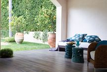 Hardwood Floors / Hardwood is an incredibly beautiful design element in any room.  It does not matter what the style you choose; it can be the perfect foundation for a room's design.