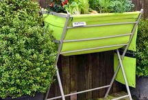 Perfect Patio Garden Equipment / Essential planters and garden containers for growing Veg and Flowers in your Patio or Small Space.