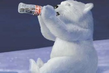 • Coca~Cola Bears / Famous Coca~Cola Bears / by Gretchen B.