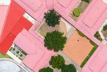 Heti's Colours  Bright Pink