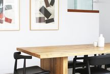 interiors // dining / by Tish