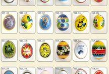 Wielkanocne pisanki z logo / Gadżety wielkanocne z nadrukiem firmowym logo i reklamą firmy.