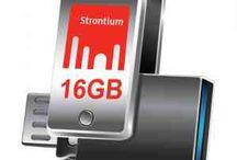 Strontium 16GB Nitro Plus OTG 3.0 USB Drive