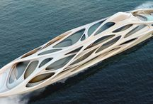 Futuristic superyacht design / Whether its submersibles, flying pyramids or floating islands, we bring you a look into the future of superyacht design.