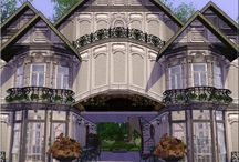 Sims 3 Coffee & Bakery