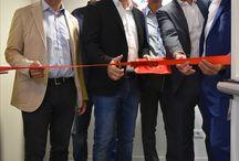 Italiaonline, inaugurazione della nuova sede di Firenze