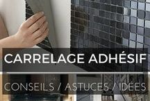 adhesifs cuisine, salle de bain, escaliers