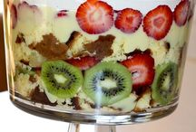 Fancy desserts / by Margo Swainson