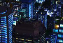 The Sims 4 | Scenery & Cityscapes / The Sims 4 Scenery & Cityscapes - Forgotten Hollow,  Granite Falls, Magnolia Promenade, Newcrest, Oasis Springs, San Myshuno, Willow Creek, Windenburg
