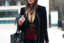 Fashion Street Style / by All Kinds of Bubbles