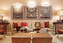 Luxury Living Rooms / Discover timeless and modern living room concepts with this collection of unrivalled luxury brands