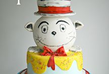 Dr Seuss Birthday party inspiration / All things Dr Seuss for planning a birthday party or baby shower.