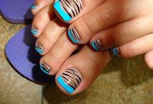nails / by Rhonda Erickson