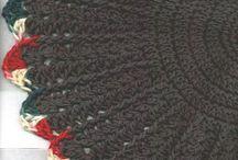 Placemats ect. / Crochet