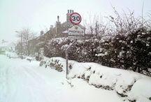 Padfield. Derbyshire.