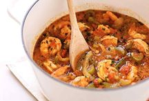 New Orleans shrimp jambalaya