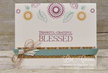 Stampin up Paisley and Poses