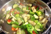 NoCarb/LowCarb Stir Fries