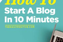 Blab and Blog / by Tori Netzer