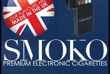 SMOKO / Best quality electronic cigarettes, liquids, refills and starter kits. All MADE IN UK