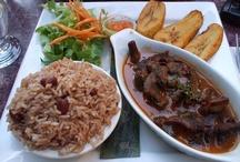 Haitian Food  / by Rose Menelas
