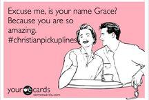 #Christianpickuplines