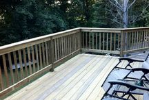 Deck Fences / If you have a deck, you should have a fence around its perimeter to prevent falls and injuries. At Challenger Fence Inc., we specialize in deck fence installation in NJ to increase your security and provide you with the right fence for your deck. For more information about our deck fence installation in NJ, Call Challenger Fence, Inc. at (973) 772-2593.