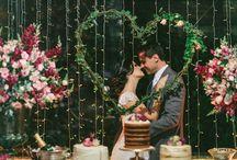 ♡ Casamento à vista ♡ / Vestido dos sonhos, decoração impecável, um bom fotógrafo, a valsa e uma festa de tirar o fôlego. Dizem que sonhar faz bem. E eu concordo! Um dia o tal dia vai acontecer. E por quê já não ir reunindo algumas ideias?