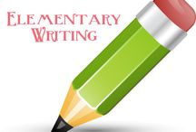 Elementary Writing / writing for kids, elementary writing
