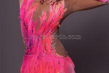 Rhytmic gymnastic dress