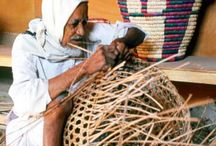 Basketry / Many call basket weaving a craft...but you can easily see here that it is truly an amazing artform! / by Ruth Lee