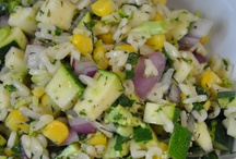 Salads / by Krista Stancati Crumrine
